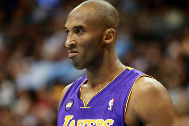 Rest of NBA Should Be Scared of Kobe on a Mission in 2013-14 Season