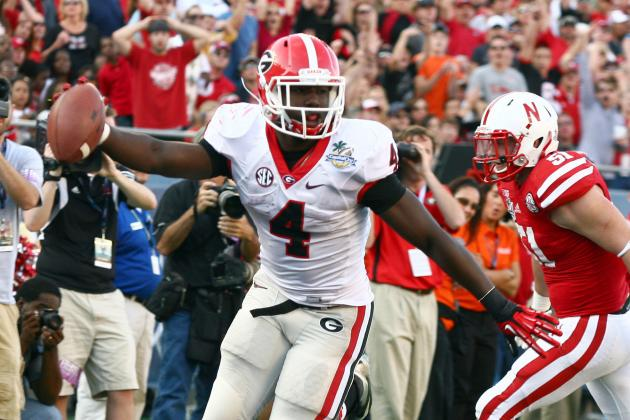Georgia Football: Keith Marshall Will Break out This Season