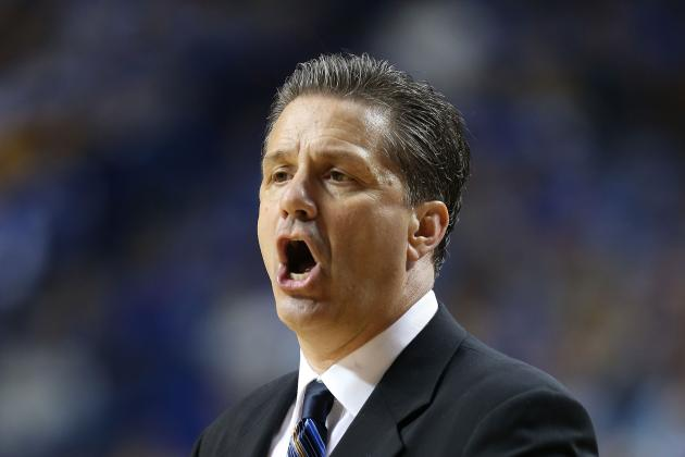 Starting Five: The Best Recruiting College Hoops Coaches