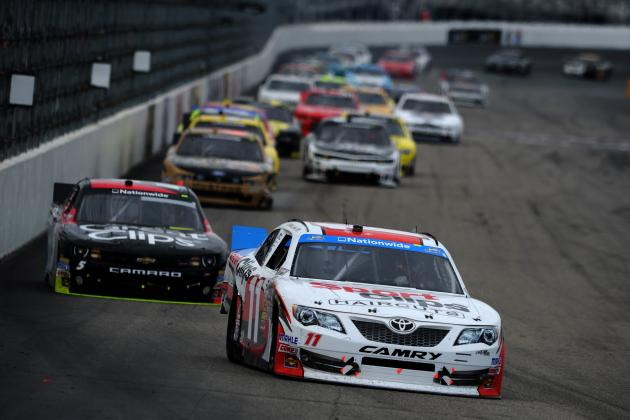 New Hampshire 300 2013: Start Time, Lineup, TV Schedule and More