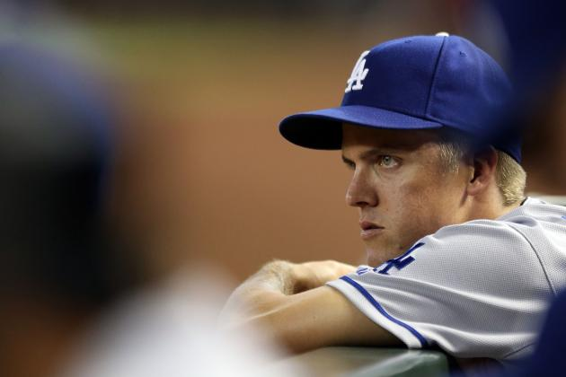 Zack Greinke Nearly Perfect in Dodgers' 1-0 Win over Rockies