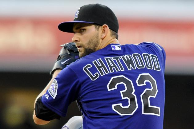 Dodgers' Zack Greinke Outduels Rockies' Tyler Chatwood