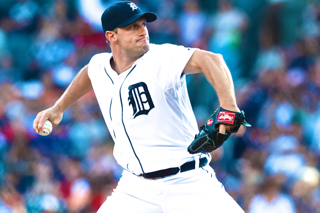 Max Scherzer Falls to 13-1 with Loss to Texas Rangers
