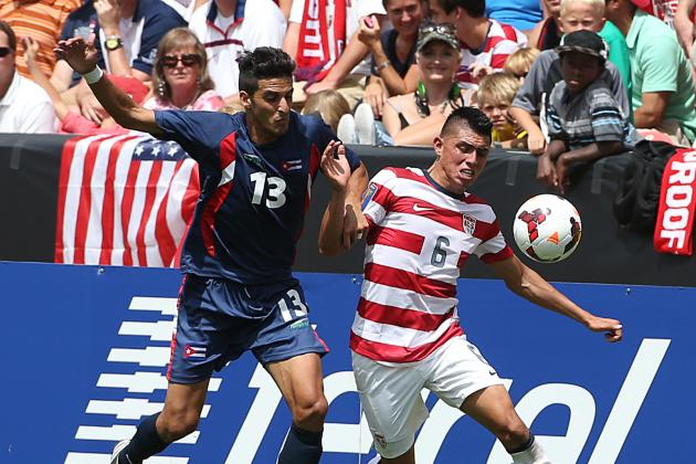 USA vs Cuba: Tough Bout Will Give Americans Momentum in Gold Cup Quarterfinals