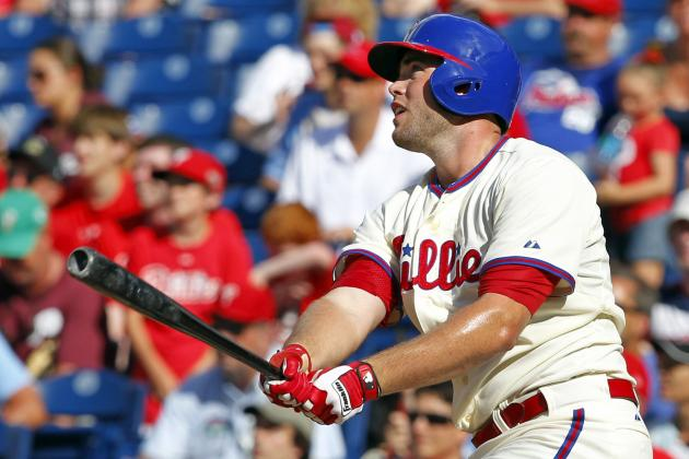 Phillies Lose Game and Revere