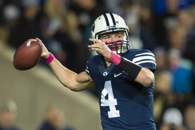 With Fall Camp Around the Corner, BYU QB Hill Soaking in Last Days of Golf