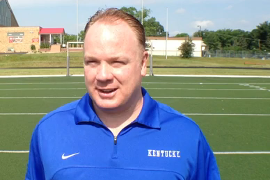 For New UK Coach Stoops, Football Has Always Been a Way of Life: And Death