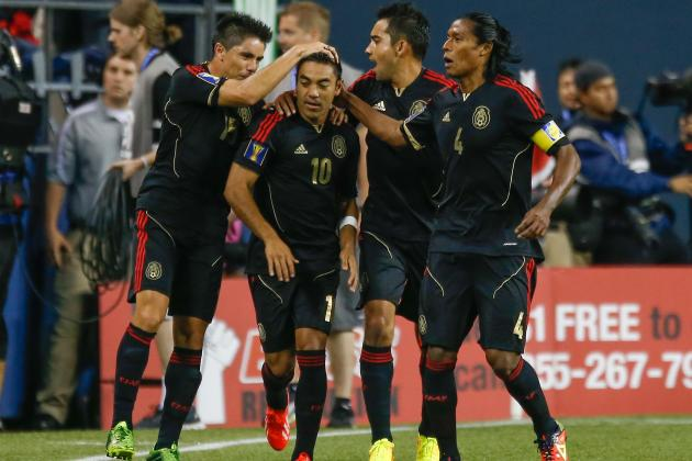 Mexico vs. Martinique: Gold Cup Match Date, Time, Live Stream, TV Info and More