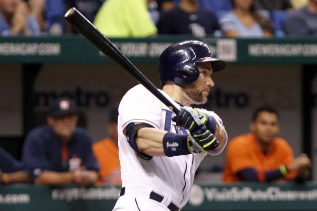 Luke Scott Comes Up Big in Rays 4-3 Win