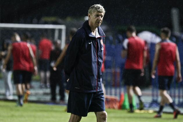 Arsenal Transfer News: Latest Buzz Surrounding the Gunners