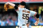 Lincecum Throws 148-Pitch No-Hitter vs. Padres