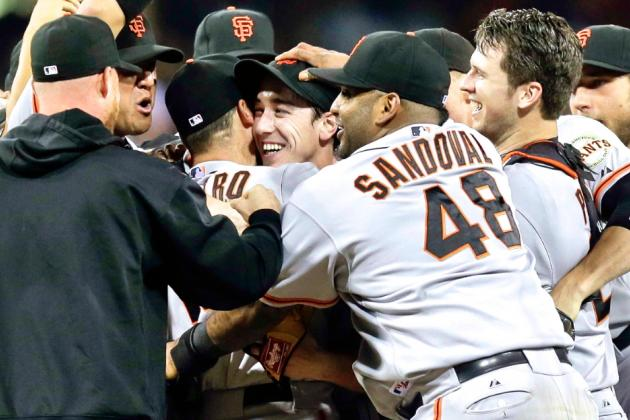 Breaking Down Best Moments from Tim Lincecum's No-Hitter