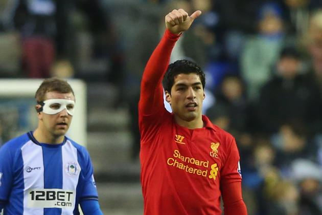 Luis Suarez Says Ambition Driving Liverpool Exit Plans