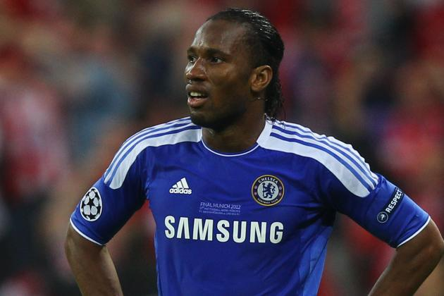 Advisor Says Chelsea Failed in Bid for Didier Drogba