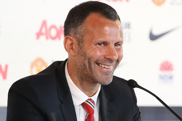 Ryan Giggs Says Pre-Season Training Is Proving as Enjoyable as Ever