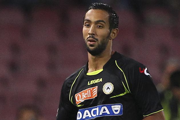 Roma Sign Defender Mehdi Benatia from Udinese