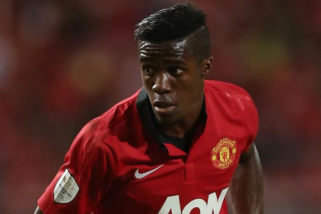 Wilfried Zaha Not Planning Loan Move from Manchester United