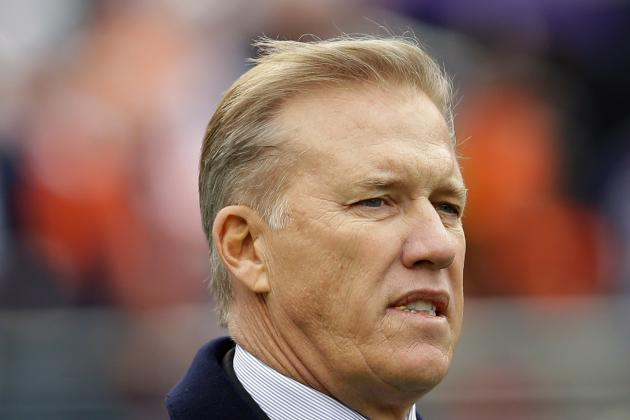 In-House Talent Can Boost Broncos After Execs' Arrests