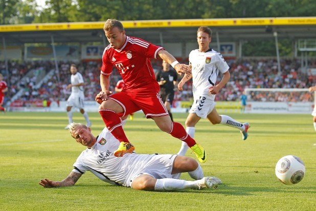 Bayern Munich Remain Unbeaten in Pre-Season Friendlies