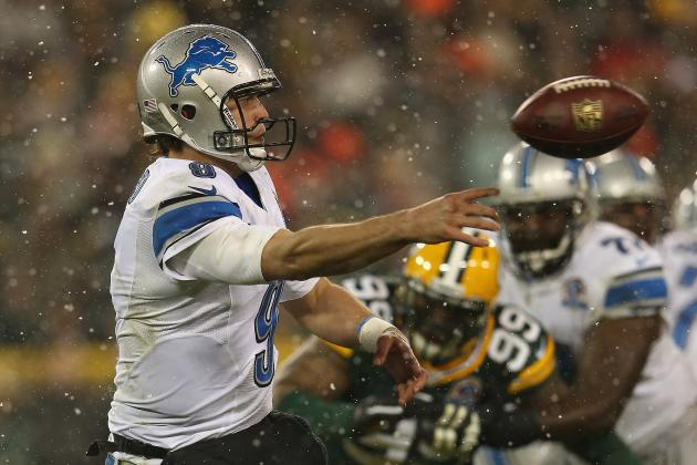 Stafford: 'We Have to Find a Way to Be More Explosive in the Run Game'