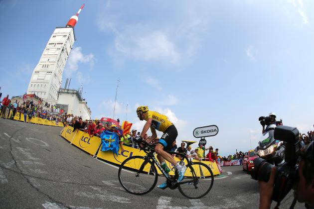 Tour de France 2013 Stage 15 Results: Winner, Leaderboard and Highlights