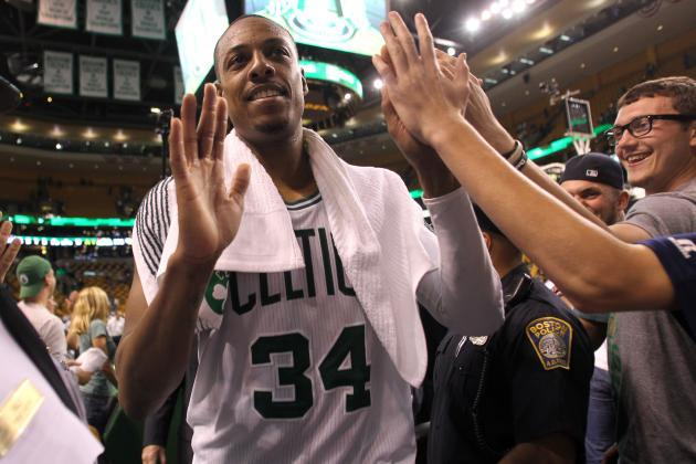 Why Paul Pierce Is the Most Memorable Boston Athlete of This Generation