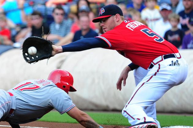 Freddie Freeman Questionable for All-Star Game Due to Swollen Thumb