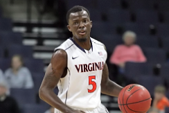 Virginia Guard Teven Jones Beats the Streets
