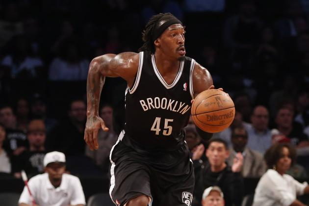 NBA Trade Rumors: Gerald Wallace, DeJuan Blair and More Potentially on the Move