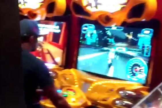 Video: Alabama Locker Room Has Arcade