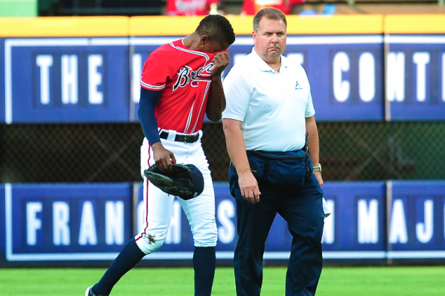 BJ Upton Injury: Updates on Braves Star's Adductor