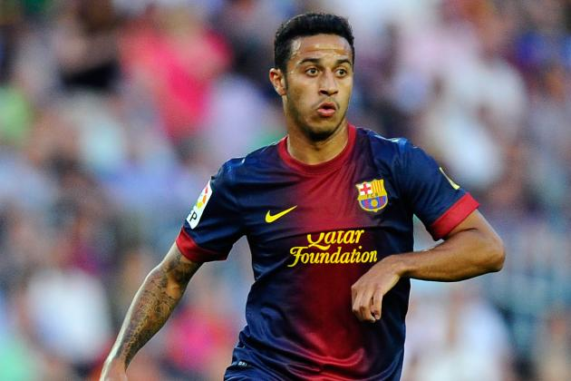 Thiago Alcantara: What Losing Star to Bayern Munich Would Mean for Barcelona