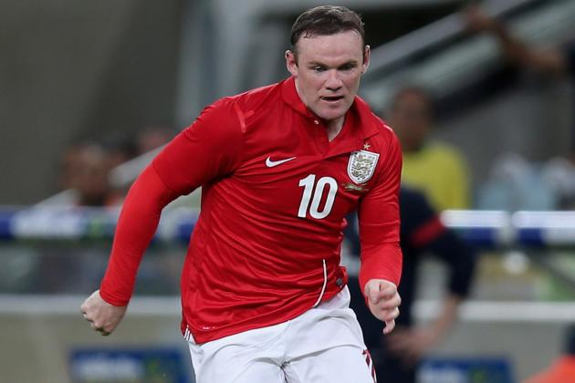 United in No Rush over Rooney Contract