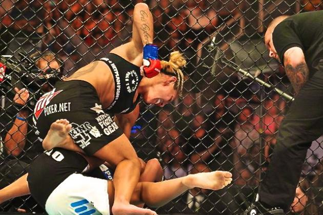 Only Cris Cyborg Can Bring Out Greatness in UFC Champion Ronda Rousey