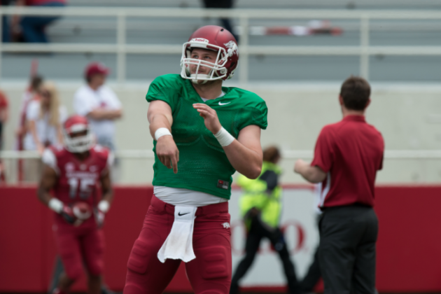 Derby Important To Arkansas QB Conversation