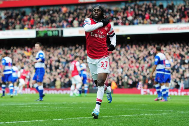 Arsenal Transfer Rumours: Gunners Should Sell Gervinho Immediately