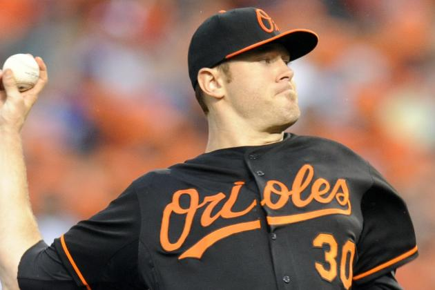 Chris Tillman, Mark Melancon and Sergio Romo Added to All-Star Game