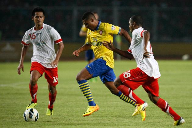 Arsenal vs. Indonesia XI: Score, Grades and Post-Match Reaction