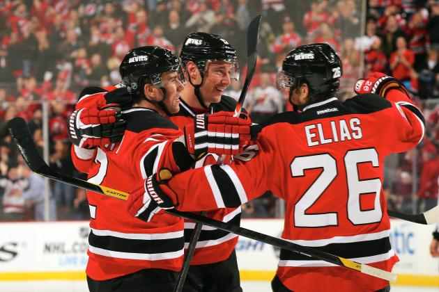 Elias: Kovalchuk Move Wouldn't Affect Choice to Stay with Devils