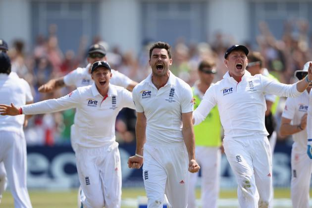 The Ashes 2013 Results: What England's First Test Win Means Going Forward