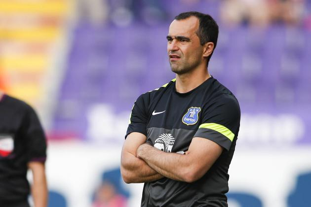 Changes Evident as Everton Begin Preseason