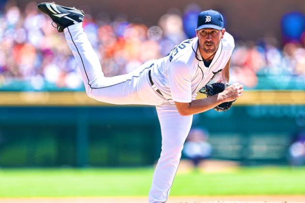 Justin Verlander Injury: Updates on Tigers Star Pitcher's Quad