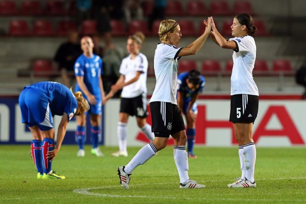 UEFA Women's Euro 2013 Results: Scores and Highlights from Day 5