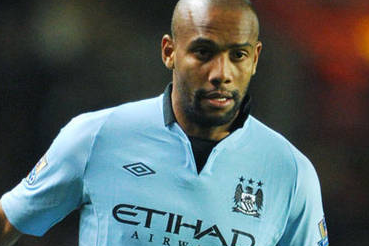 Maicon Not in City's Squad This Season