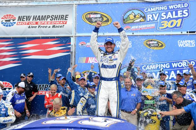New Hampshire 300 2013 Results: Reaction, Leaders and Post-Race Analysis