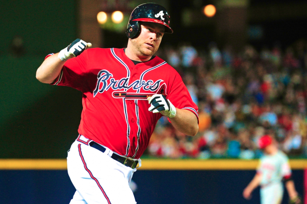 Brian McCann Replaces Injured Freddie Freeman on NL All-Star Roster