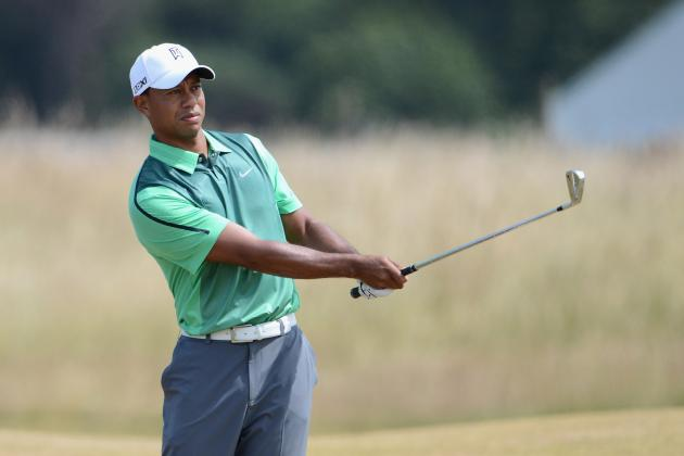 British Open Odds 2013: Golfers with Best Chance to Challenge for Crown