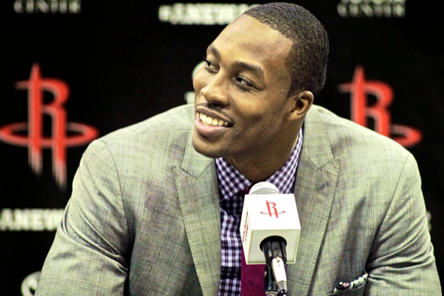 Dwight Howard's 'New Beginning' with Rockets Will Just Be More of the Same