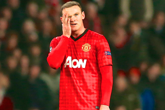 Manchester United: Wayne Rooney Is Facing a Losing Battle at Old Trafford
