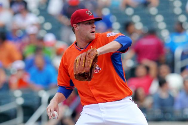 MLB Futures Game 2013: Archie Bradley Shows Glimpse of Future with Strong Outing
